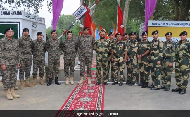 India Raises Jammu Drone Activities At Border Forces' Meet With Pakistan