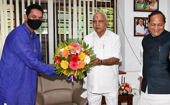 Karnataka BJP MLAs Meet To Pick New Chief Minister: 10 Points