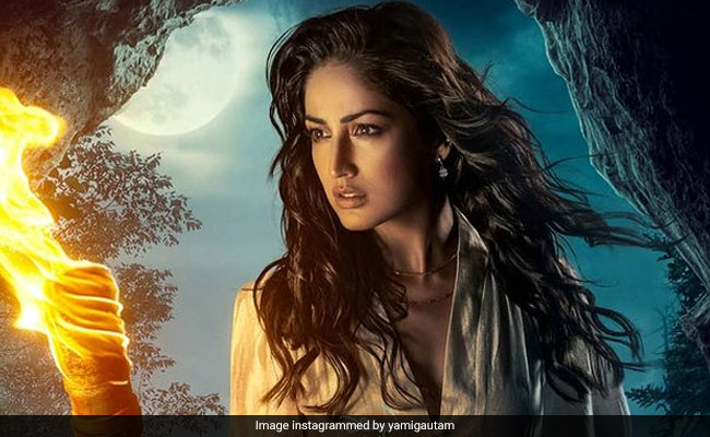 Bhoot Police: Yami Gautam Is The Charming Ghostbuster Who 'Enchants All'