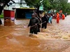 Rescue Team, Chopper, Boats Deployed In Maharashtra's Latur After Heavy Rain