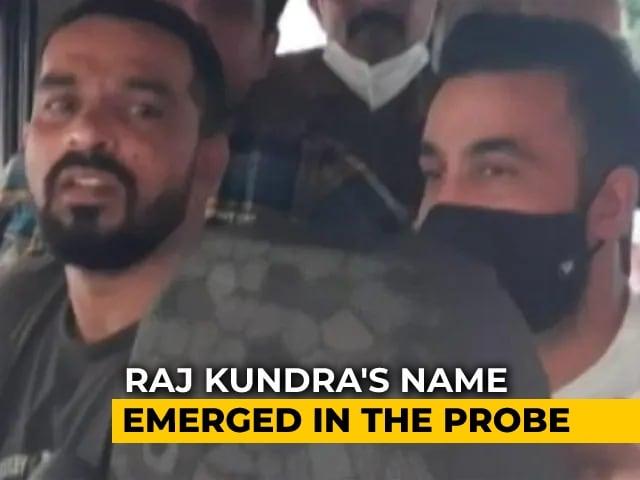 "Video : ""Nude Audition"" Claim In Case Involving Shilpa Shetty's Spouse Raj Kundra"