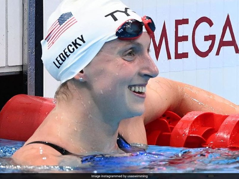 Tokyo Olympics: Swimmer Katie Ledecky Of USA Finally Wins Gold In 1500m Freestyle