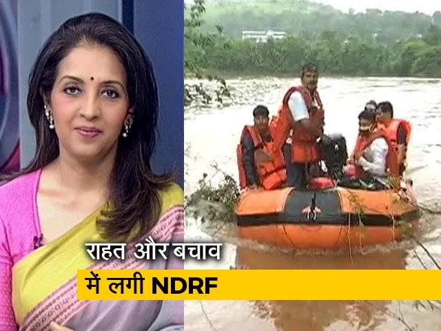 Video : देस की बात : महाराष्ट्र में भारी बारिश ने 40 साल का रिकॉर्ड तोड़ा, आधा चिपलूण पानी में डूबा