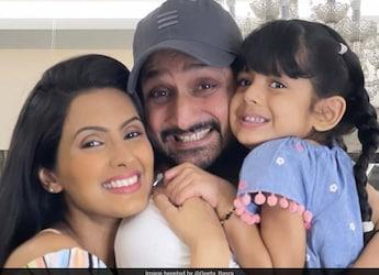 Harbhajan Singh And Geeta Basra Celebrate Arrival Of Son Jovan Veer, Send Sweet Treats To Friends