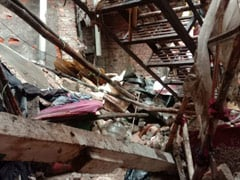 Woman Dead, Daughter Injured As Roof Of Shanty Collapses Due To Rains In Delhi