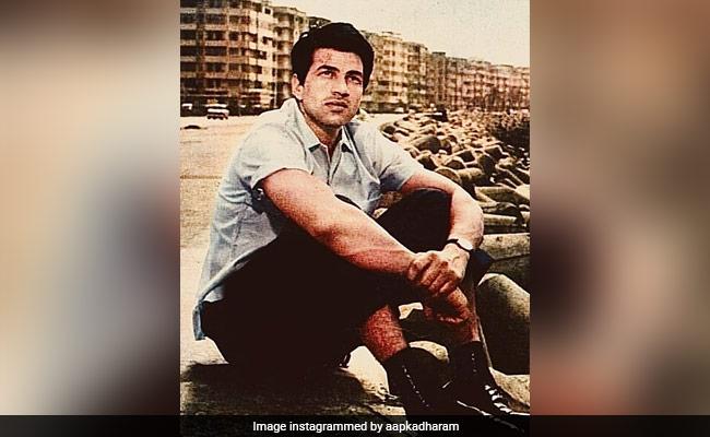 Dharmendra's 'Screen Test Winner' Pic Goes Viral. See Here