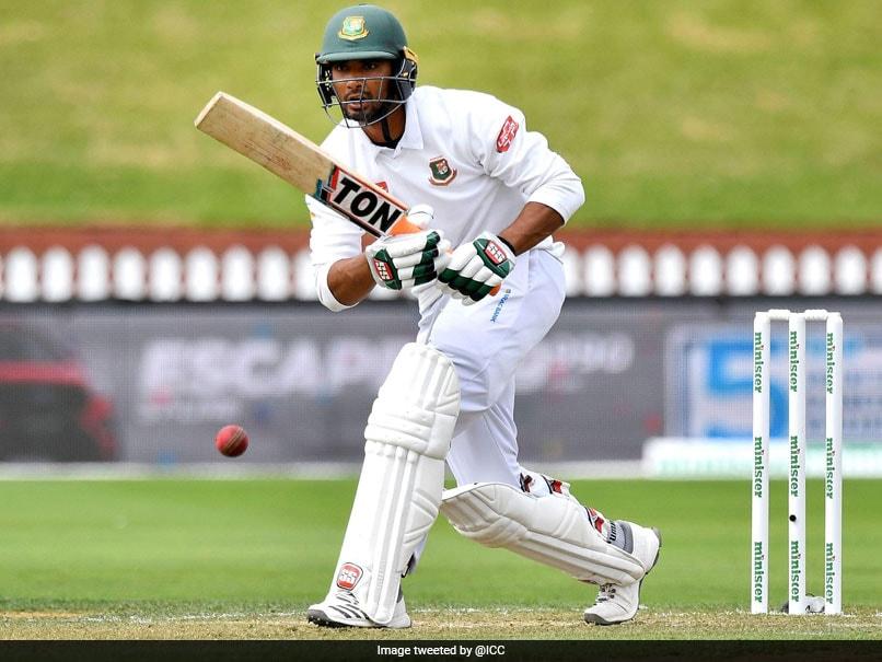 Mahmudullahs Unbeaten 150 Puts Bangladesh On Top vs Zimbabwe On Day 2