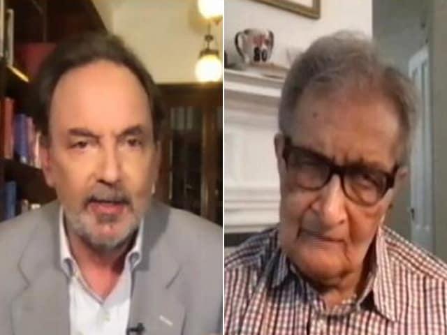 Video : Prannoy Roy Interviews Amartya Sen On Nobel Laureate's Memoir