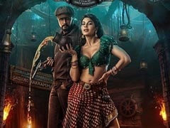 Jacqueline Is Kiccha Sudeep's Feisty Plus-One In Vikrant Rona First Look