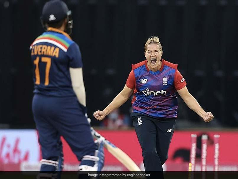 England Women vs India Women, 1st T20I: Sensational Nat Sciver Powers England To 18-Run Win Over India
