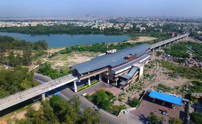 Delhi Metro Invites Tenders For Commercial Development At Trilokpuri-Sanjay Lake Station