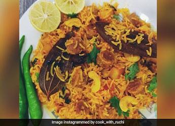 Move Over Regular Khichdi, Make This Rajasthani Gatte Ki Khichdi In 20 Minutes
