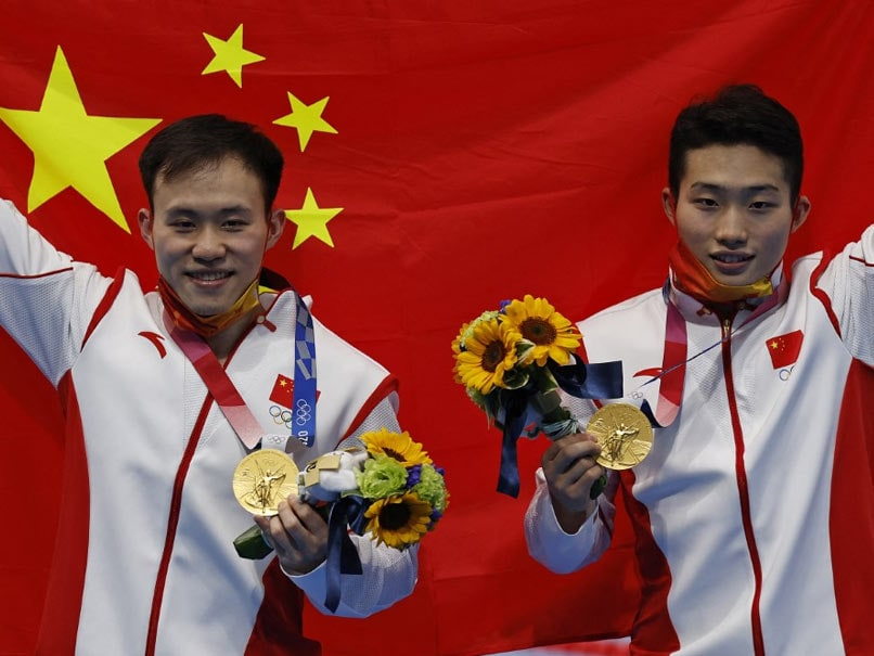 Tokyo Olympics: Chinese Diver Lifts Lid On Very Boring Training After More Tokyo Gold