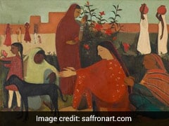 Artist Amrita Sher-Gil Work Becomes Second Most Expensive Indian Artwork