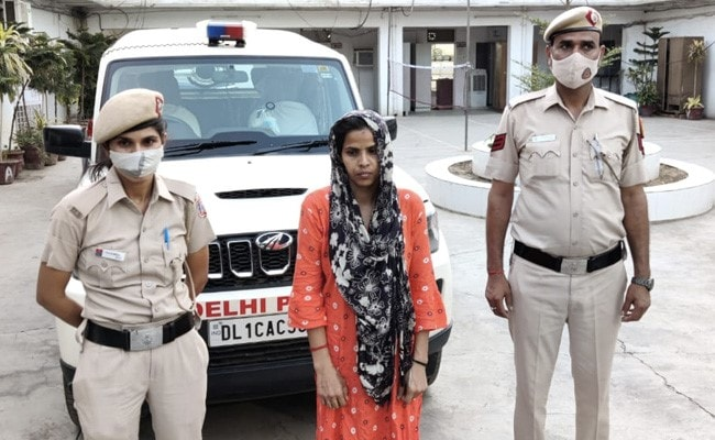 दिल्ली : पति से झगड़े के बीच महिला ने अपने 11 महीने के बच्चे को गला दबाकर मार डाला