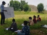 Video : Digital Divide: In Rajasthan, Classes In The Open