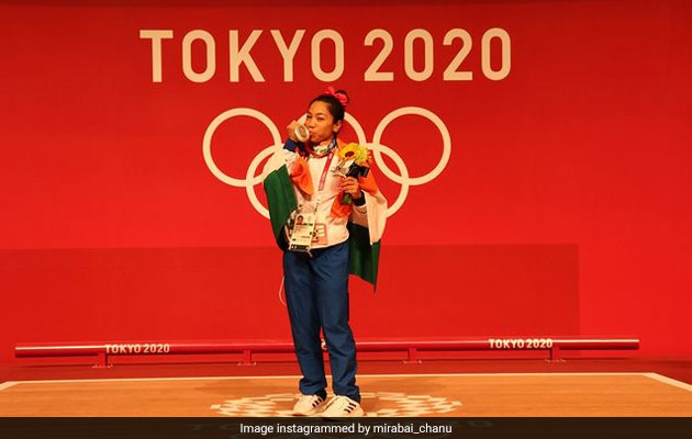 Promotion, Rs 2 Crore For Weightlifter Mirabai Chanu After Olympic Silver