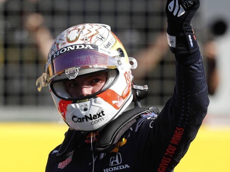 British GP: Max Verstappen Wins First Sprint Race To Claim Pole Position
