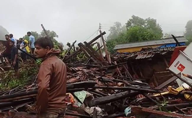 Maharashtra Rain: 36 Dead In Landslides In Rain-Hit Maharashtra; Evacuation With Choppers