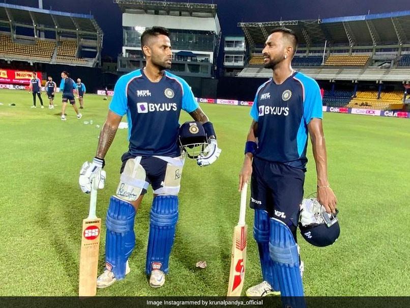 "Sri Lanka vs India: Krunal Pandya ""Excited To Get Back In Action"" Ahead Of Sri Lanka ODIs. See Pics"