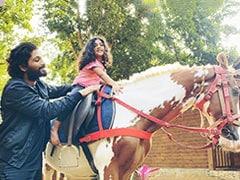 "Allu Arjun's Daughter Arha To Make Her Film Debut With Samantha Ruth Prabhu's <i>Shakuntalam</i>. ""A Proud Moment,"" He Writes"