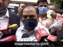 "NCP's Eknath Khadse Calls Pune Land Deal Probe Against Him A ""Conspiracy"""