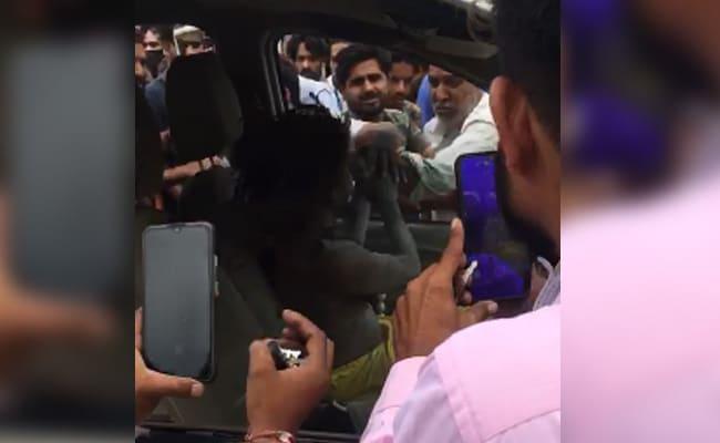 Saints Attacked On Suspicion Of Child Lifting In Madhya Pradesh
