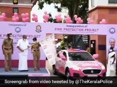 """Kerala Police Launches """"Pink Protection"""" Project For Safety Of Women"""