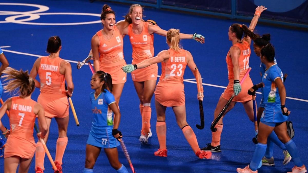Tokyo Olympics: Netherlands Thrash India 5-1 Women's Hockey Pool Game |  Olympic News