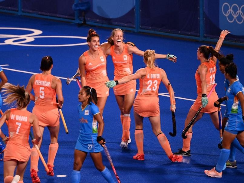 Tokyo Olympics: Netherlands Thrash India 5-1 In Womens Hockey Pool A Match
