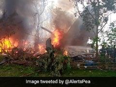 Death Count In Philippine Military Plane Crash Rises To 52