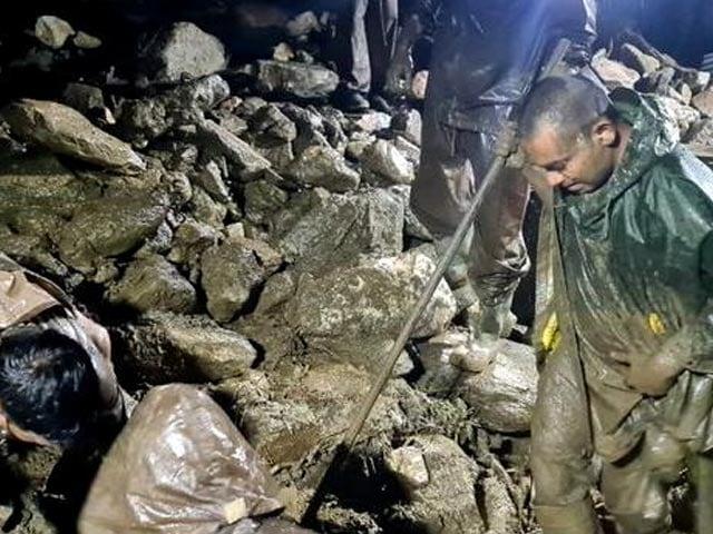 Video : 3 Dead, Several Missing After Cloudburst In Uttarakhand