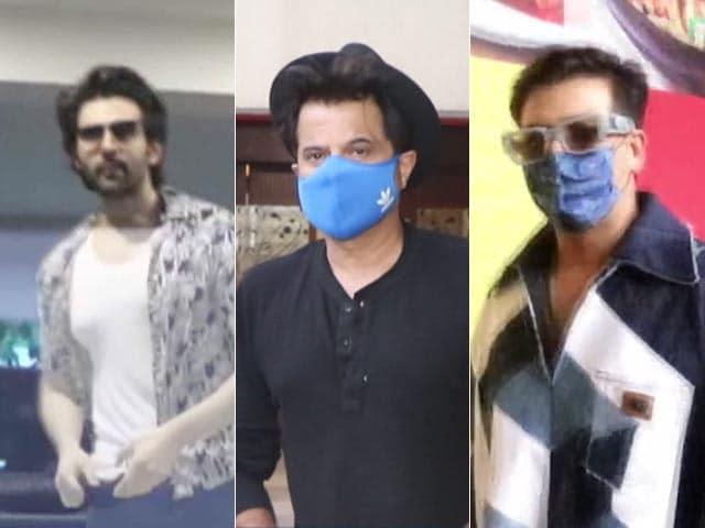 Video : A Day In The Lives Of Kartik Aaryan, Anil Kapoor, Karan Johar