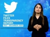 Video : Twitter Files Transparency Report, India Leads In Government Requests For Information