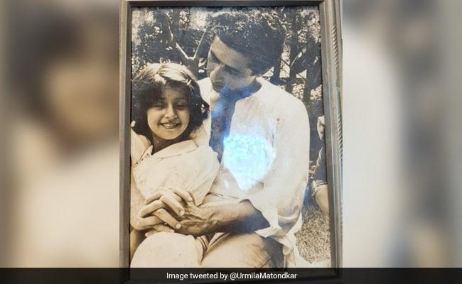 ICYMI: Urmila Matondkar Has This Masoom Pic With Naseeruddin Shah Framed At Home