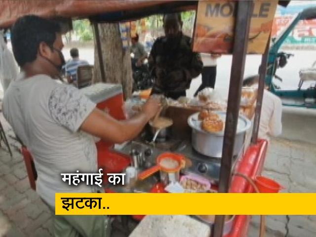 Videos : रसोई गैस 25 रुपये महंगी, अमूल दूध प्रति लीटर दो रुपये महंगा