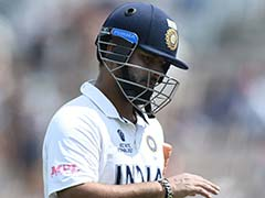 """""""Impossible To Wear Mask All The Time"""": Sourav Ganguly On Rishabh Pant Testing Positive For COVID-19"""