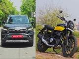 Video : Honda CB350RS Review   Skoda Kushaq 1.0 TSI Review
