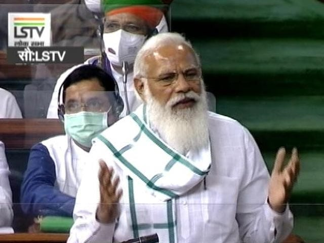 """Video : """"Treat Ministers As Introduced"""": PM, Interrupted By Parliament Protests"""