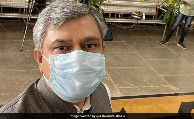 'Moment of Pride': Railway Minister's Selfie At Revamped Gujarat Station