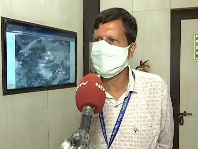 Video : Rainfall In Delhi May Get Intense By Tomorrow