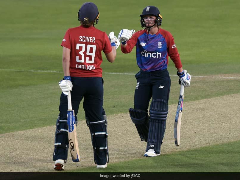 England Women vs India Women: Danni Wyatt Drives England to Win T20I Series in India |  Cricket News