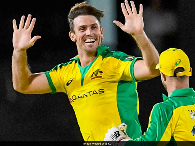 West Indies vs Australia: Mitchell Marsh Helps Visitors Win First T20I
