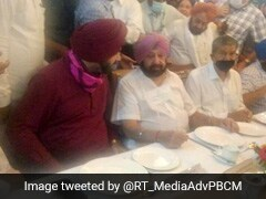 Punjab Live Updates: Amarinder Singh Summons Loyalists Ahead Of Big Party Meet