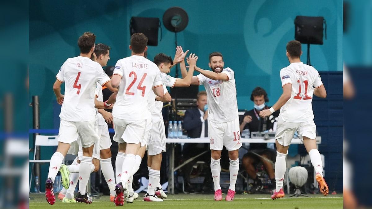 UEFA EURO 2020: Spain Beat Switzerland On Penalties To Qualify For Semi-Final   Football News