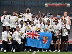 What Curfew? Tokyo Olympics Gold Lifts Spirits In Coronavirus-Stricken Fiji
