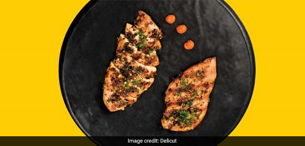 Herbs and Paprika Chicken Breast
