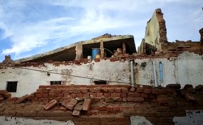 One Killed In Factory Wall Collapse In Maharashtra's Palghar