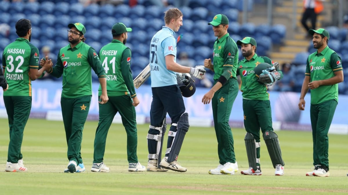 """Photo of ENG vs PAK: Pakistan Were """"Pathetic"""", Michael Vaughan On Their Dismal Show Against England In 1st ODI"""