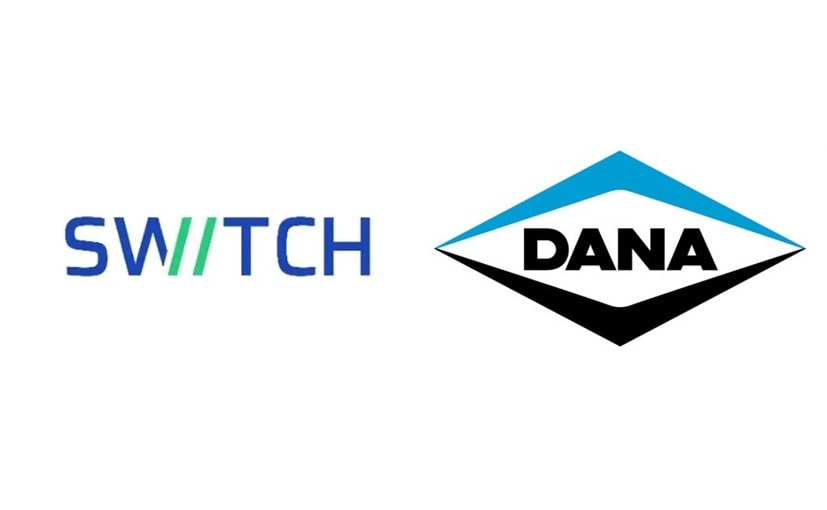 Dana will make a strategic investment in Switch Mobility and also supply electric drivetrain components